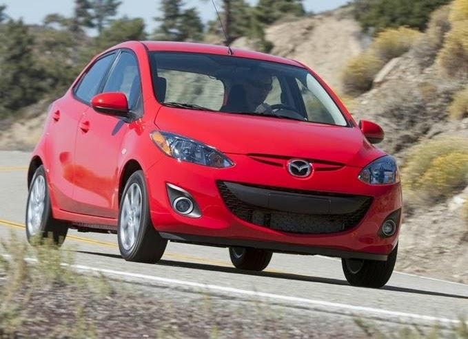 صور سيارة مازدا 2 2014 Mazda 2