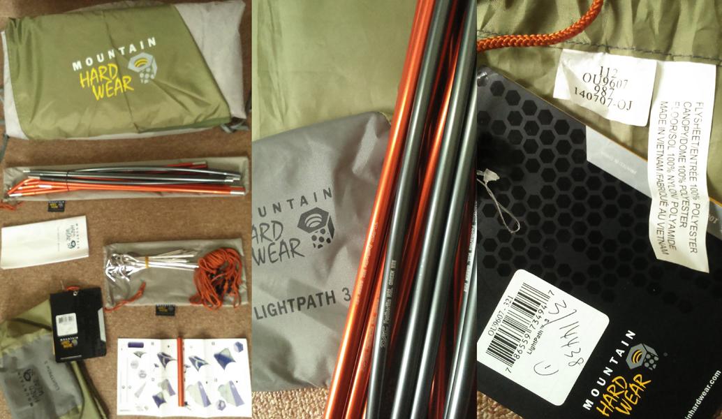 Tenda Mountain Hardwear Jual Mountain Hardwear Tenda Mountain Hardwear Lightpath 3 Tent & Toko Online Peralatan Adventure: Mountain Hardwear Lightpath 3 ...