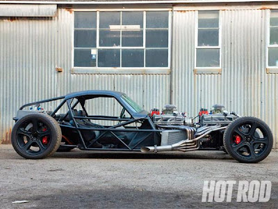 Rat Rod Tubular