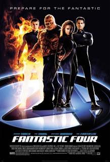 Fantastic Four (2005) 1080p