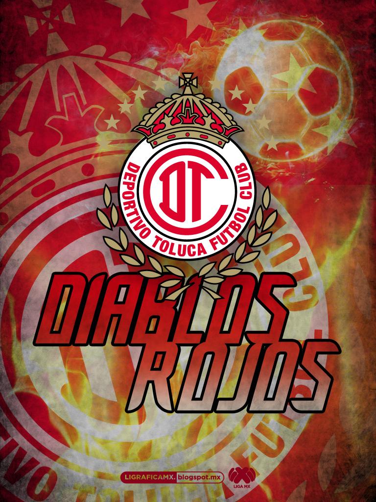 Ligrafica MX: Diablos Rojos • Toluca • 30062013CTG
