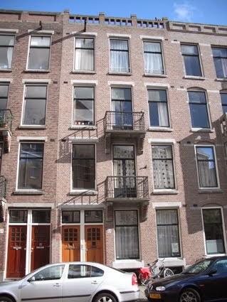 Huis Nic. Maesstraat, Amsterdam