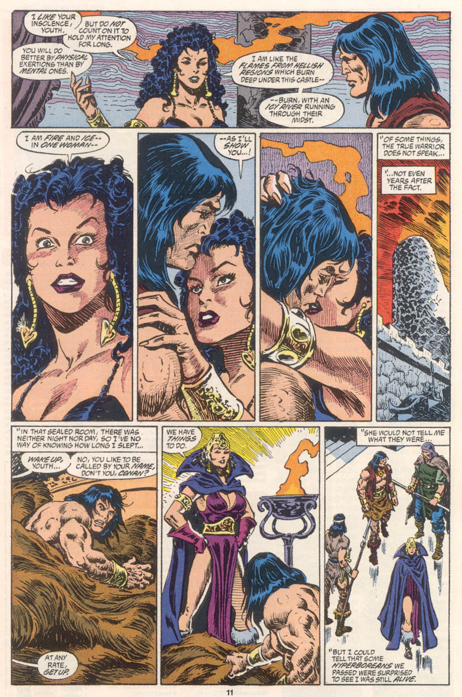 Conan the Barbarian (1970) Issue #254 #266 - English 9
