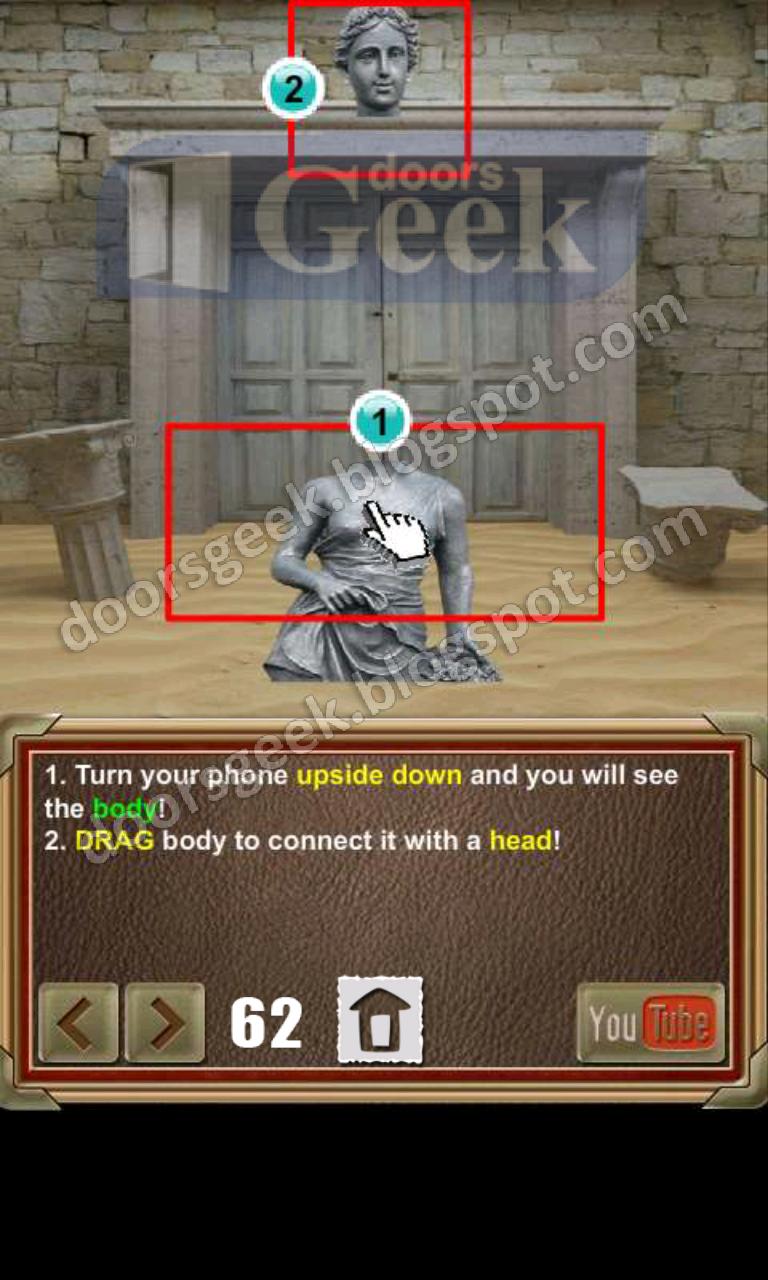 100 doors of revenge level 62 doors geek for 100 doors door 62