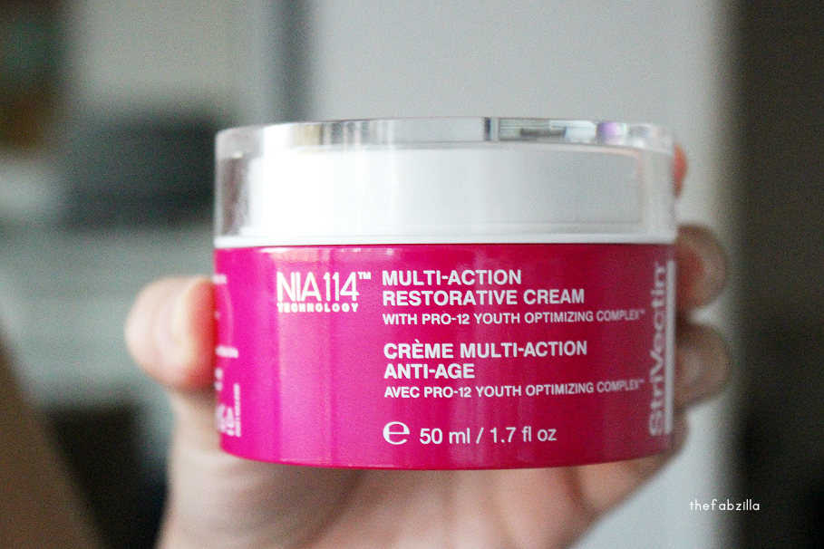 STRIVECTIN MULTI-ACTION RESTORATIVE CREAM, anti-aging tips