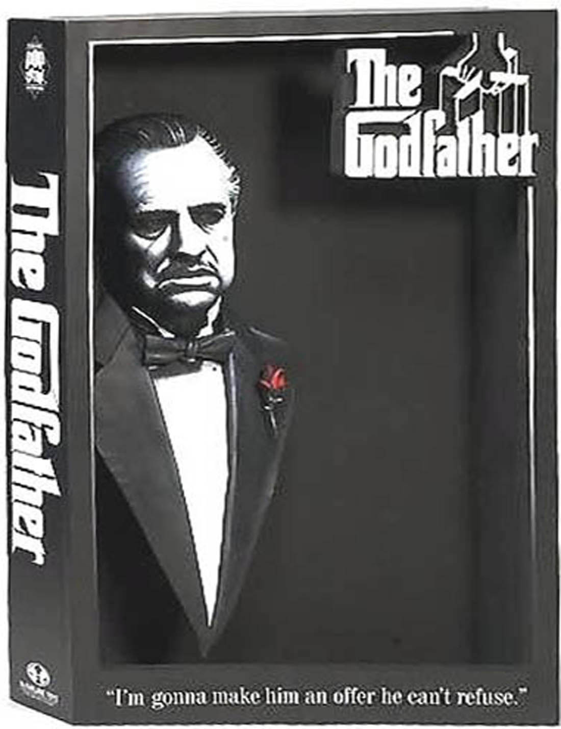 The Godfather DVD Case