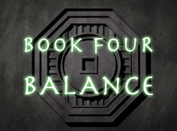 The Legend of Korra, Book 4: Balance