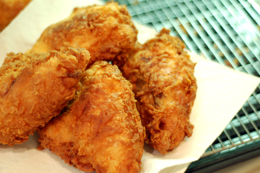 Aisha Chowista: Southern Style Buttermilk Fried Chicken Recipe
