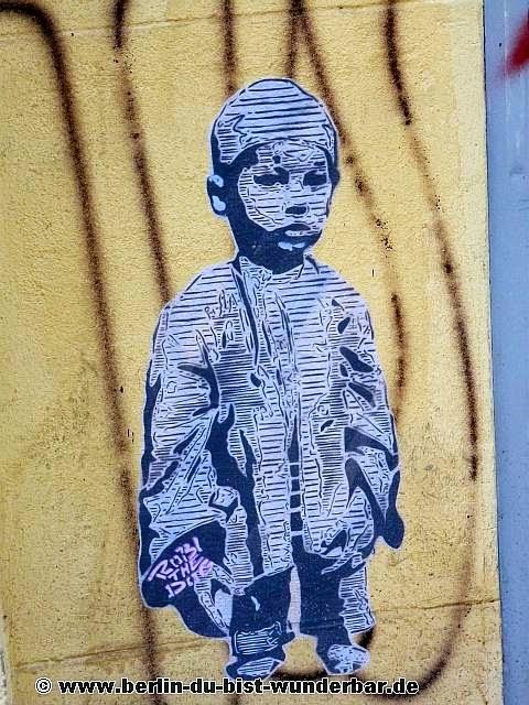 berlin, streetart, graffiti, kunst, stadt, artist, strassenkunst, murale, werk, kunstler, art, Robi the Dog