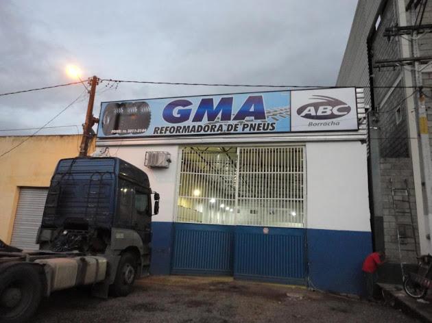 GMA REFORMADORA DE PNEUS