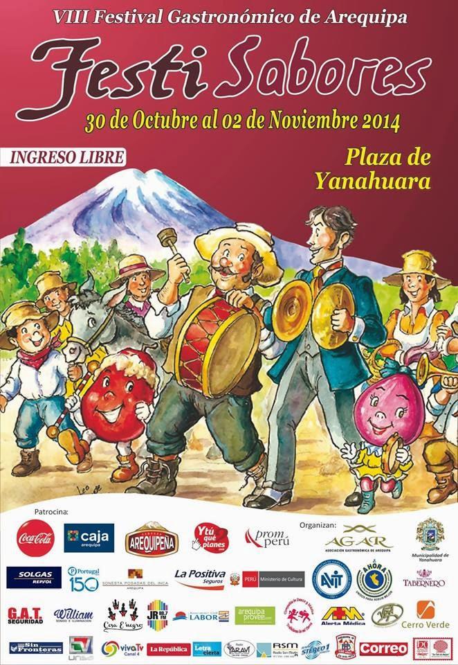 Festisabores Arequipa 2014