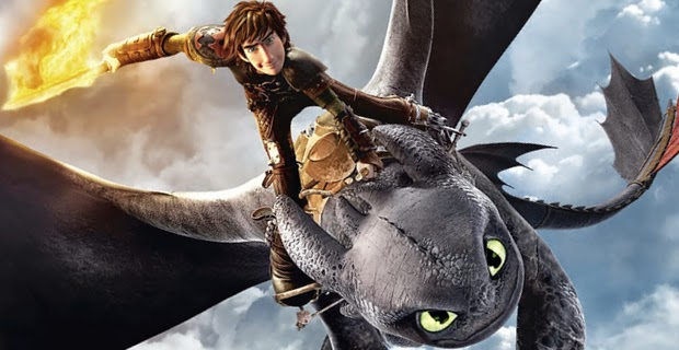 How To Train Your Dragon 2 -Review
