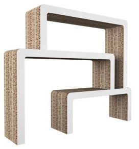 Arredo a modo mio mobili in cartone corvasce resistenti - Mobili di cartone design ...