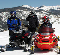 Snowmobilers cited for riding in Wilderness area