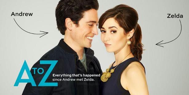 A to Z 1x01 Vose Disponible (Estreno)