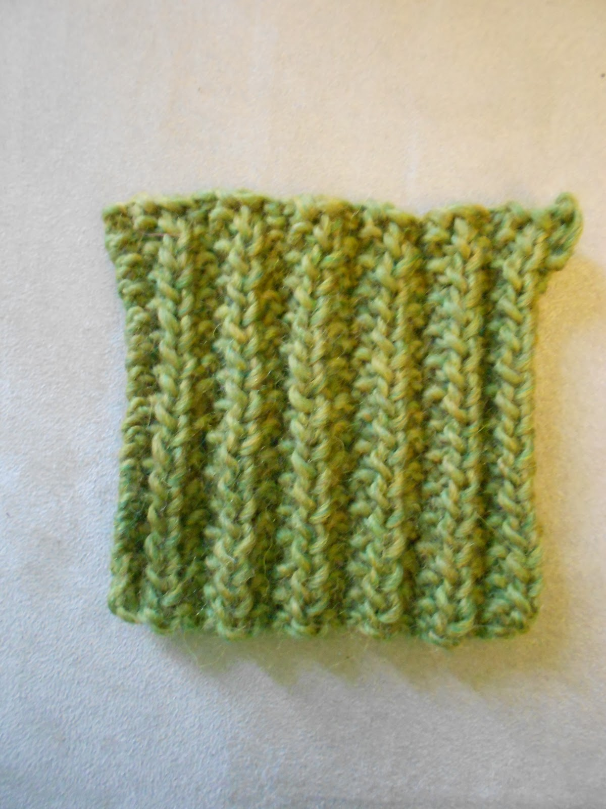 Knitting Stitch Mistake Rib : Blue Betty: Stitch Guide: Mistake Rib
