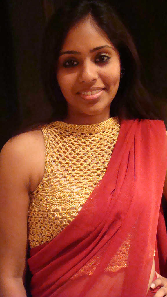 Crochet Lace Patterns For Sarees : Saree Blouse Designs: The Lacy Affair The Luxurious Lace ...
