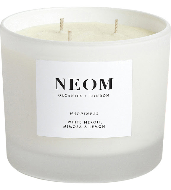 neom happiness candle,