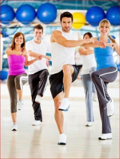 Các bài tập aeribic giảm cân cho thân hình lý tưởng