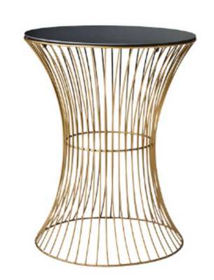 wire accent table - Decorative Tables