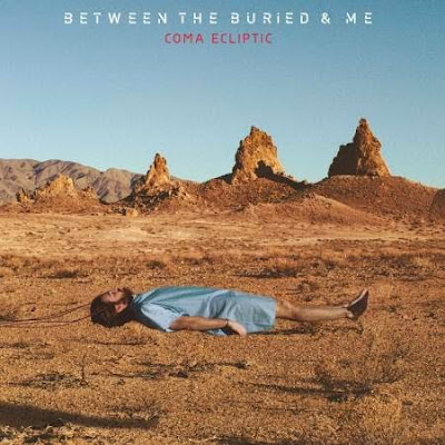 Between the Buried Αnd Me - Coma Ecliptic album