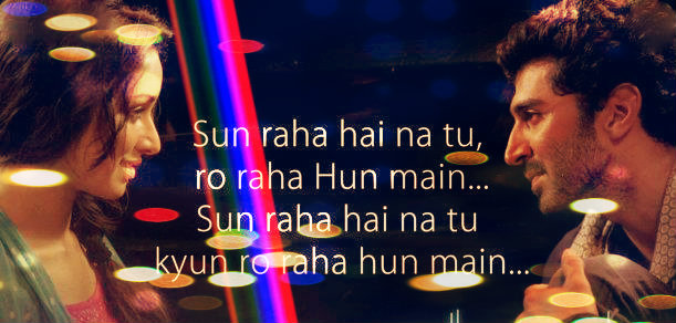 Sun raha hai na tu song mp3 download