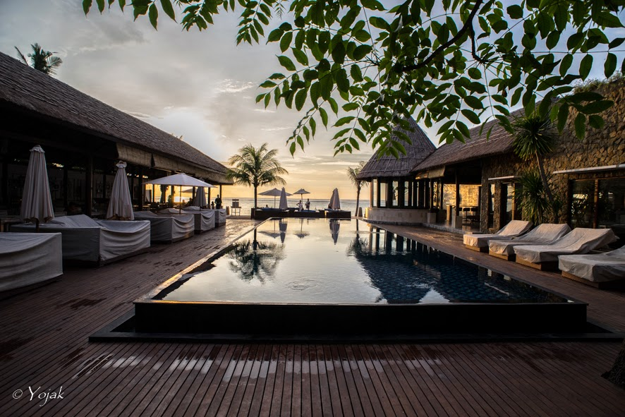 Lembongan beach club et resort