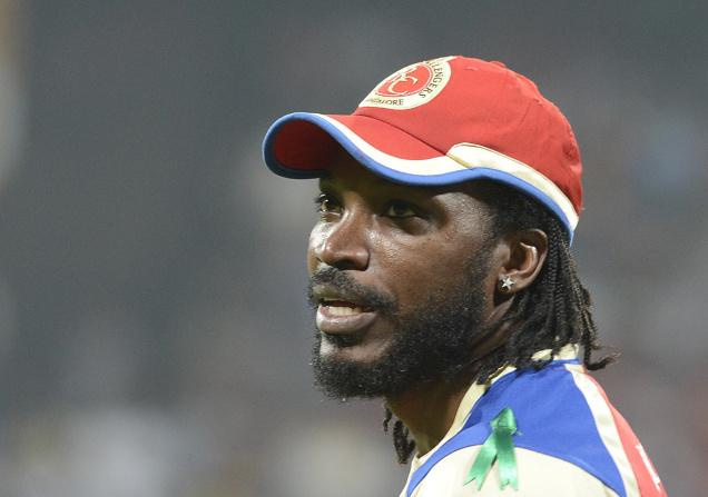 Chris Gayle fined A$10,000 for 'disrespecting' TV reporter