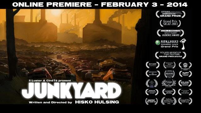 Junkyard by Hisko Hulsing