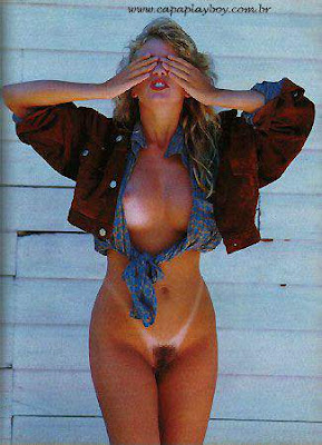 Foto 3 de Vanusa Spindler, Ensaio Playboy 1989