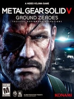 Metal Gear Solid V: Ground Zeroes PC Box