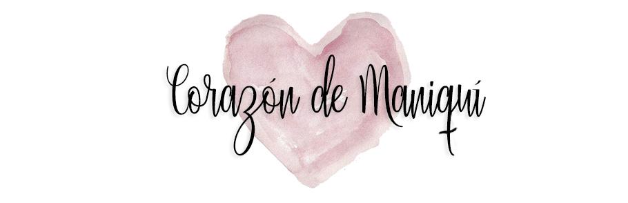 Corazón de maniqui