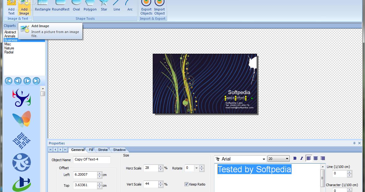 Business Card Maker Download - oukas.info
