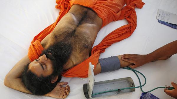 B D NarayankarWith Mynews: Ramdev must talk less, stick to issues