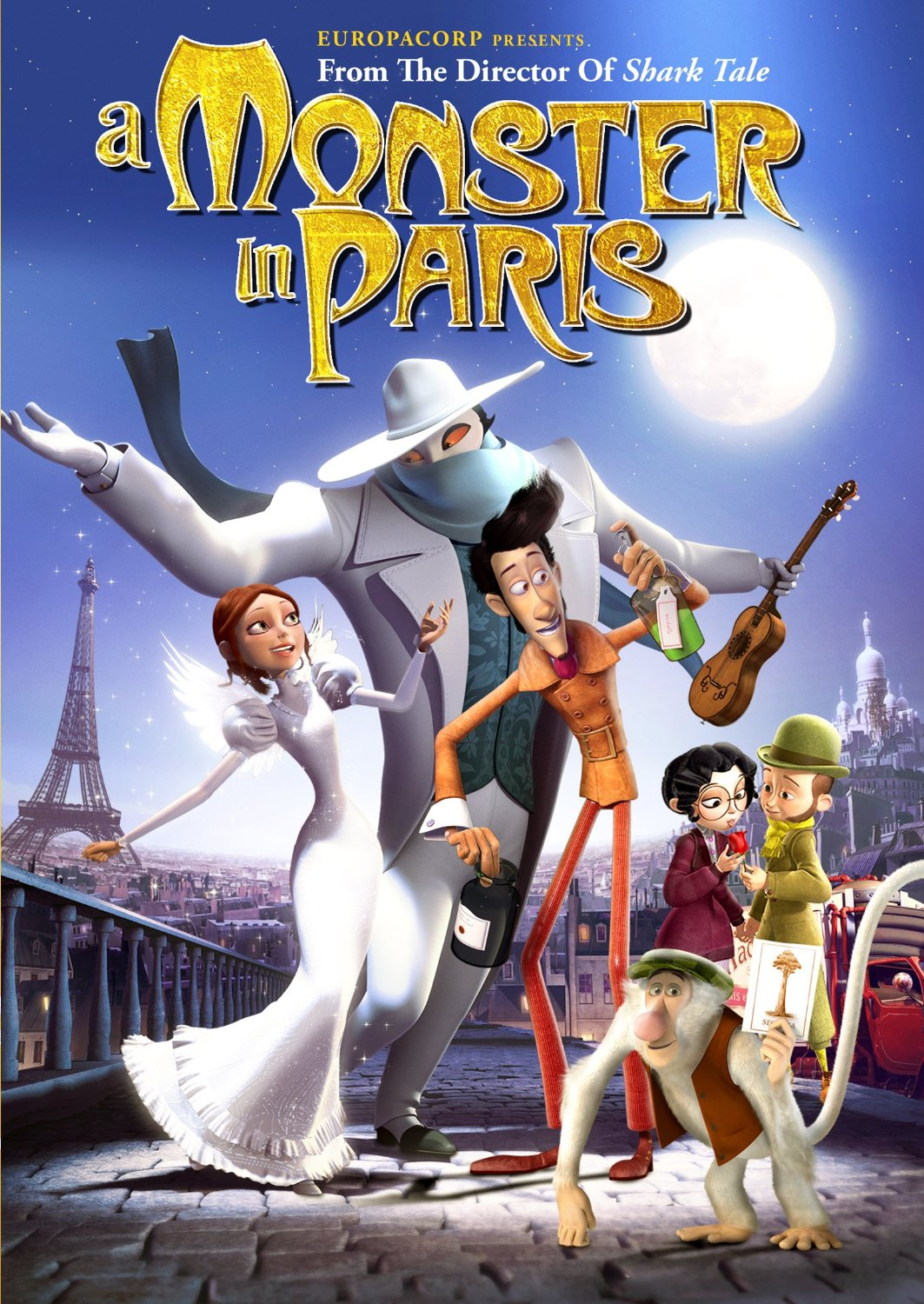 Review: A Monster In Paris