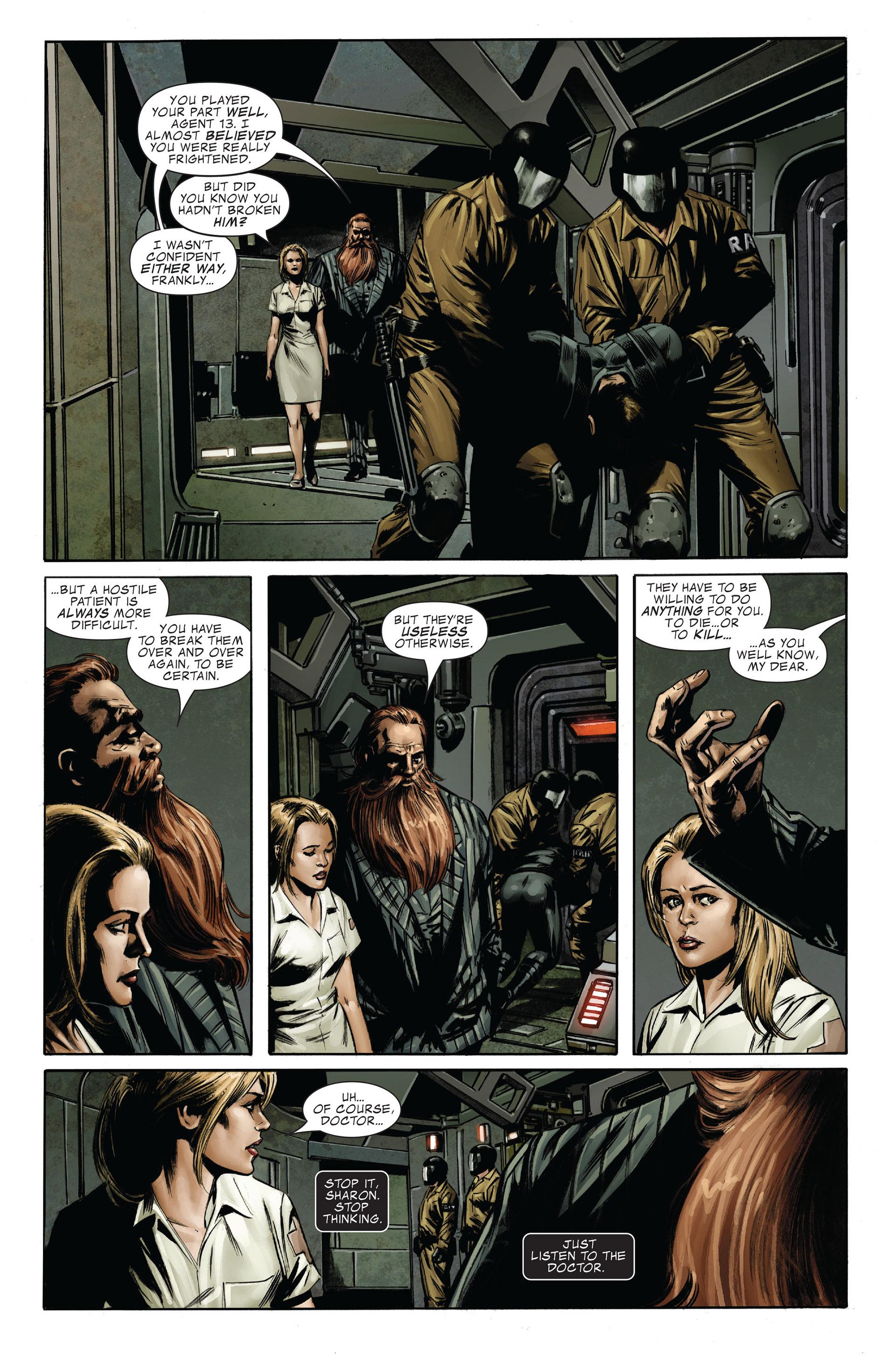 Captain America (2005) Issue #32 #32 - English 5