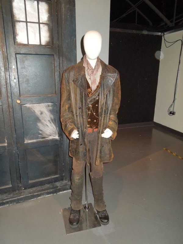 John Hurt War Doctor costume