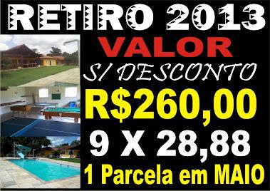Retiro 2013