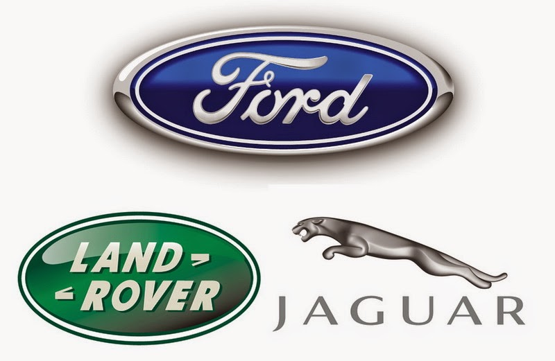 Ford and Jaguar