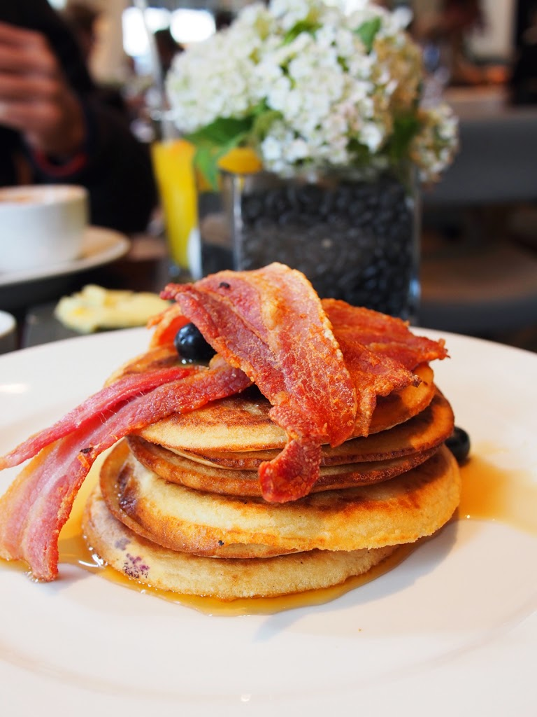 the botanist pancakes