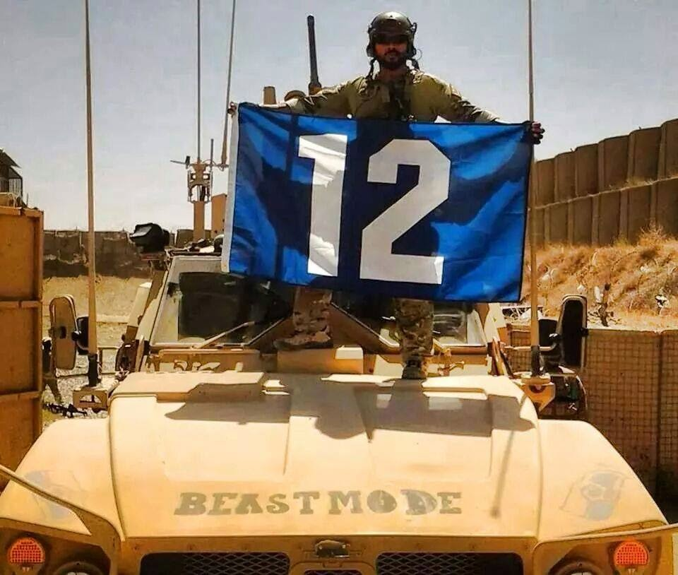 beastmode - 12th man
