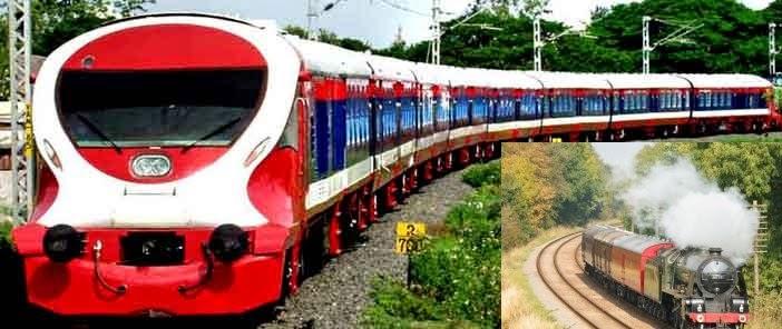 IRCTC Indian Railways Train Reservation