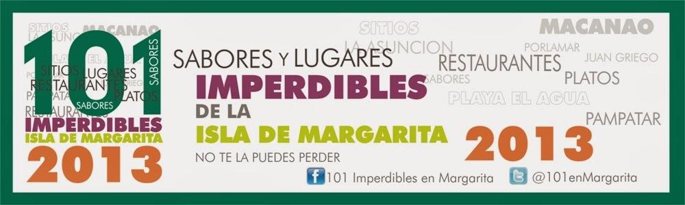 LISTA 101 IMPERDIBLES 2013