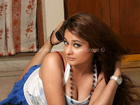 Kiran, rathod, hot, cleavage, in, black, dress
