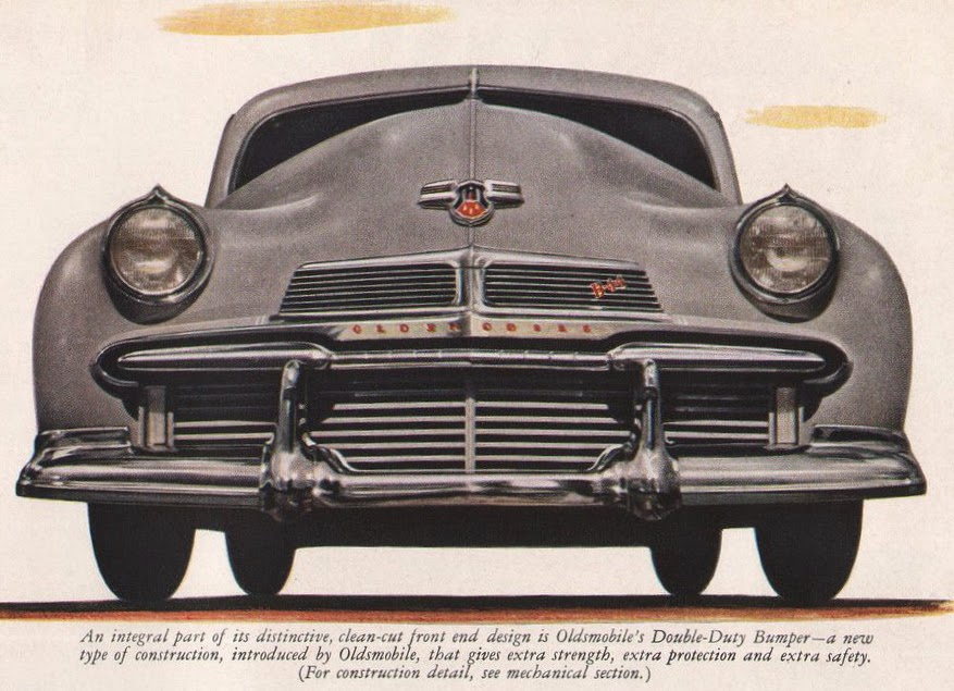 Image Gallery 1942 Oldsmobile Grille