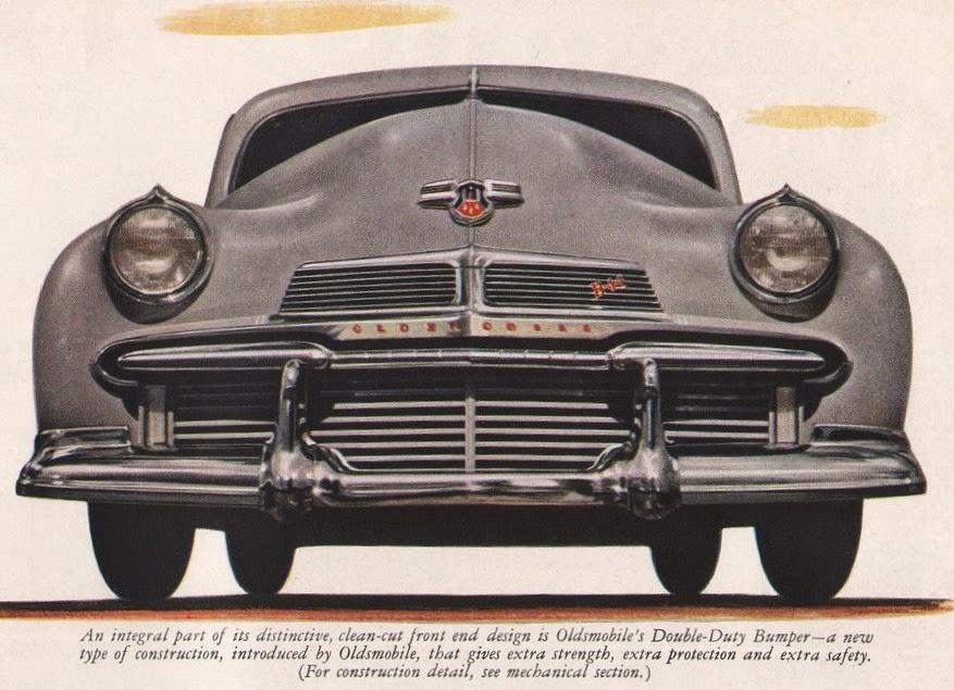 1942+Oldsmobile+Brochure+-+grille+detail