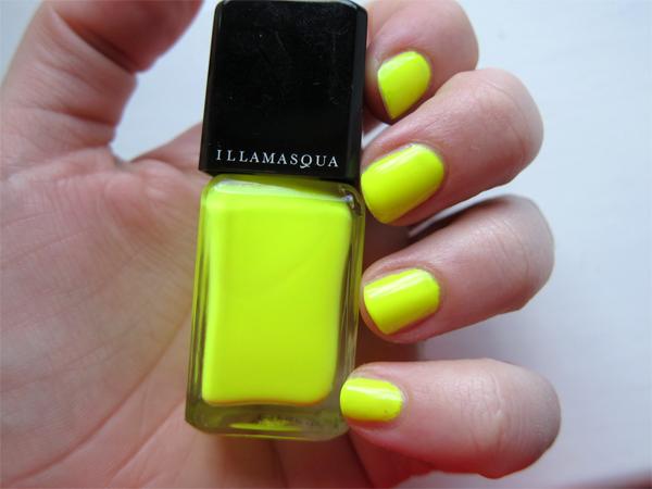 Illamasqua Rare Nail Polish Review