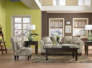 Home Color Show: Interior Home Colors