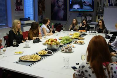 Relacja ze spotkania z firmą FAROUK 7.11.2015