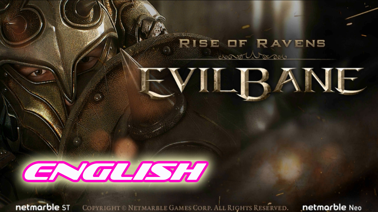 EvilBane: Rise of Ravens Gameplay IOS / Android